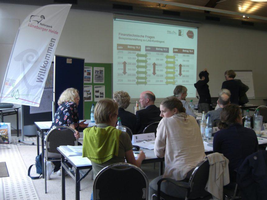 LEADER-Lenkungsausschuss tagt in der Lüneburger Heide