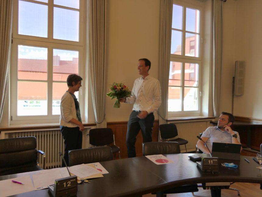 Neuer Vorsitz in der LAG Grafschaft Bentheim