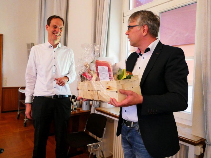 Langjähriger Vorsitzender Dr. Kiehl verlässt die LAG