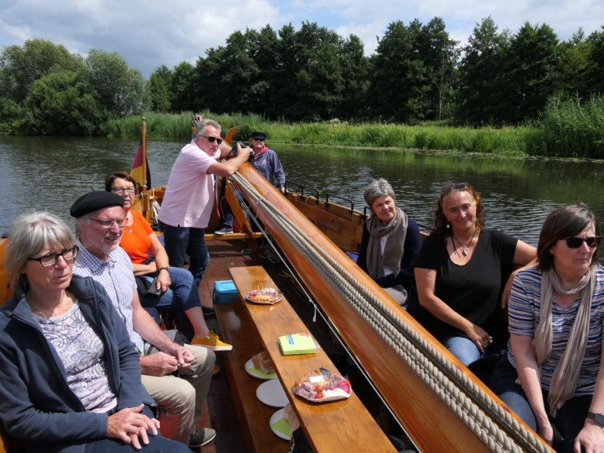 Die Grafschaft begrüsst LEADER-Besuch aus Hessen