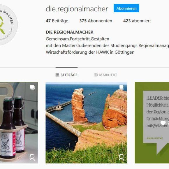 Die Regionalmacher  – Studentengruppe präsentiert die LEADER-Region Grafschaft Bentheim